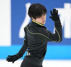 宇野昌磨ジャパンオープン公式練習でジャンプ決まらず「全然だめ。全部だめ」 | フィギュアスケートまとめ零