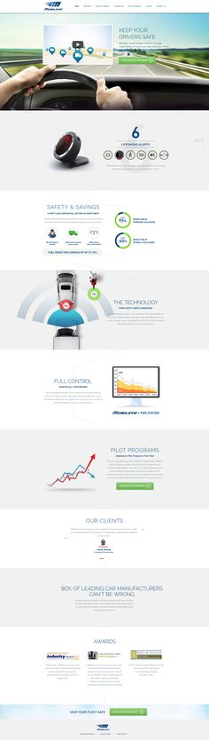 Mobileye #Business #Design #Web Design #Advertising