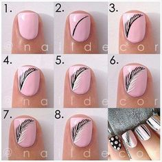 Image result for nail art designs step by step at home for beginners