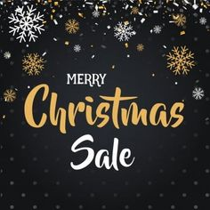 Christmas Day And Happy New Year Discount Sale Vector Illustration Vector and PNG