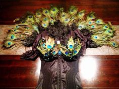Hey, I found this really awesome Etsy listing at http://www.etsy.com/listing/154353822/peacock-costume