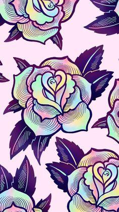 Roses Wallpaper background