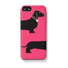 Long and short of it iPhone case dog lovers dachshund