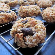 Magic Cookies: use 70% (or more Dark Chocolate)  great healthy alternative
