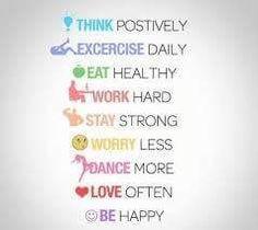 positive quote positief dansen liefde sterk stressvrij