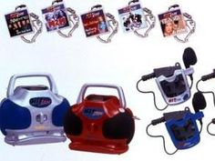 HIT CLIPS!  even though they only played 1 minute of a song, i thought they were the coolest thing ever!