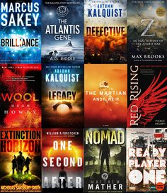 Bestselling Science Fiction Paperback #Giveaway