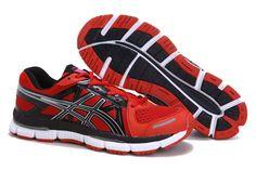 http://www.asicsgelrunning.com/   Asics 2032 Running Shoe Red