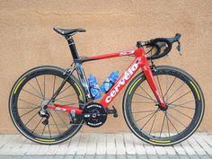 "laicepssieinna: "" Sebastian Langeveld's Cervelo S3. Vive le Vélo """