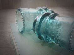 Vintage Hemingray Glass Insulators // 16
