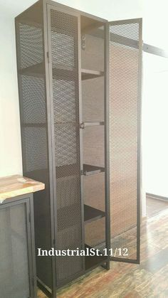 Мебель ручной работы. Ярмарка Мастеров - ручная работа. Купить Индустриальные шкафы. Handmade. Лофт,…