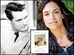Cary & Jennifer Grant - Born when Grant was 62 - to brief wife No. 4, Dyan Cannon - Jennifer was the apple of her father's eye until he died suddenly 20 years later. He retired from the movie business to be her dad. He raised her in relative seclusion away from prodding photographers, and aware of his advanced age and mortality, documented much of their life together on note cards, in still photos, on audiotapes and home movies.