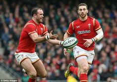 Northampton cast doubt over George North playing Wales Australia clash Wales Rugby, Rugby Sport, Cymru, Welsh, It Cast, Australia, Baseball Cards, Sports, Dragons