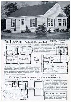 1953 Aladdin Homes: The Rockport