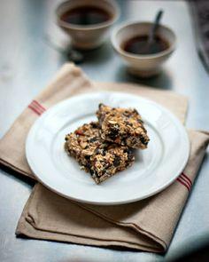 No-Bake Granola Bar recipe | davidlebovitz.com