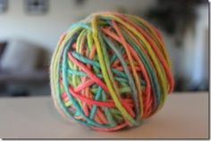 Easter Egg Dyed Yarn Tutorial    http://www.confessionsofahomeschooler.com/blog/2011/05/easter-egg-dyed-yarn-tutorial.html