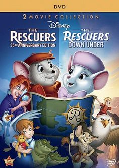 The Rescuers 35th Anniversary Edition (The Rescuers / The Rescuers Down Under ) « Game Searches