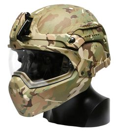 Batlskin Modular Head Protection System