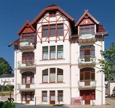 Villa Medici, Kurstraße, Ahlbeck, Insel Usedom