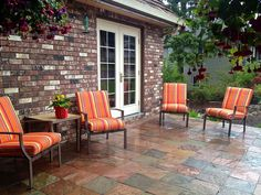 33 stone patio ideas pictures flagstone spanish style and patios