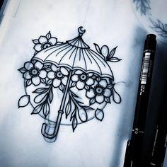 461 отметок «Нравится», 3 комментариев — Aaron Dear (@adear_tattoo) в Instagram: «Umbrella for this week. Email adeartattoo@outlook.com for bookings. Thanks #tattoo #tattoos…»