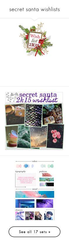 """secret santa wishlists"" by berry-shakes ❤ liked on Polyvore featuring art, secretsantawishlist15, Balmain, City Chic, Nearly Natural, Killstar, Hill & Friends, Seed Design, Tory Burch and Dot & Bo"
