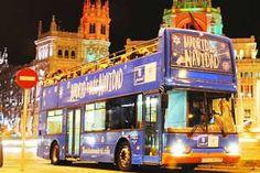Horarios y recorridos del autobús de la Navidad 2014 2015 en Madrid, el navibus es un buen plan con niños. http://madridaldia.es/autobus-navideno-navibus-madrid-2014-2015/