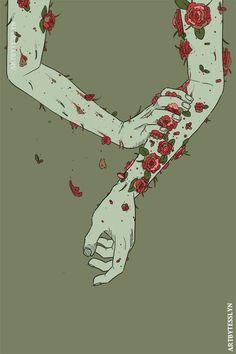 Cảm giác đau đớn vì những điều nhỏ nhặt thôi. Đau lắm, chẳng muốn nói, chỉ muốn khóc.