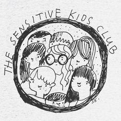The Sensitive Kids Club Detail