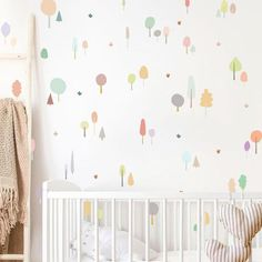 Modern Wall Decals, Wall Decals For Bedroom, Nursery Decals, Vinyl Wall Decals, Wall Sticker, Mickey Mouse Wall Decals, Disney Wall Decals, Polka Dot Wall Decals, Family Tree Decal
