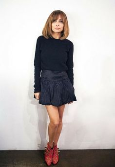 naimabarcelona: Nicole Richie - small girl blogging