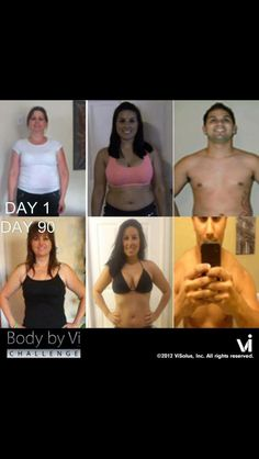 Another transformation on the Body by Vi Challenge! Over 1.5 million people on the Challenge, changing life forever.