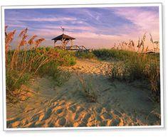 Pawley's Island, SC Family vacation memories. David & I need to make new vacation memories here!