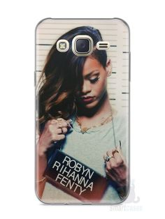 Capa Capinha Samsung J7 Rihanna #2 - SmartCases - Acessórios para celulares e tablets :)