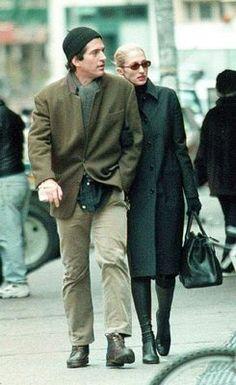 JFK Jnr and Carolyn Bessette Kennedy