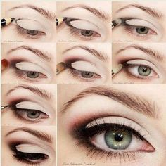 Tutorial on 20 different and gorgeous ways to do eye make up.