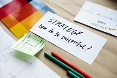 Startup Business Strategy How to Be Successful Writing on Paper by Rawpixel. Startup Business Strategy How to Be Successful Writing on Paper