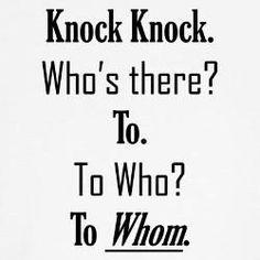 #Whom, #Who, #Grammar, #ELA, #English, #ClassHook
