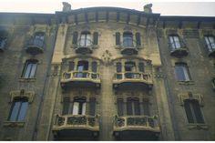 www.italialiberty.it - Edificio in Via Duchessa Jolanda 21, Torino