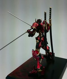 Custom Build: HG 1/144 Gundam Sengoku Barbatos - Gundam Kits Collection News and Reviews