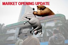 #OpeningBell : The market is still under selling pressure as auto, banks and metals heavyweights in red. The #Sensex is down 243.27 points or 0.9 percent at 27839.07 and the #Nifty is down 76.60 points or 0.9 percent at 8632.20. About 768 shares have advanced, 1305 shares declined, and 82 shares are unchanged. Infosys, ONGC, Cipla and GAIL are #TopGainers while ICICI Bank, Adani Ports, Tata Motors and BHEL are #TopLosers in the Sensex. Oil prices fell after #OPEC said that its production had…