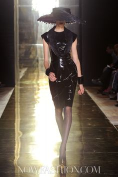Georges Chakra Couture Fall Winter 2012 Paris