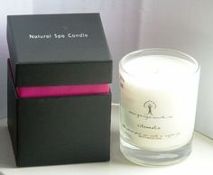 Scented Candles, Candle Jars, Organic Candles, Citronella, Aromatherapy, Wax, Fragrance, Lights, Lighting