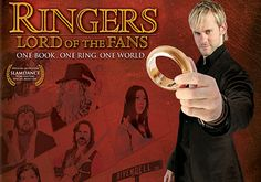 Ringers: Lord of the Fans Documentary about Lord of the Rings and the Fandom Surrounding It. I wanted to watch this even before I found out Dom was the narrator. Now my want has at least tripled.