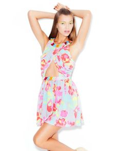 FINAL CLEARANCE!!!! Under $10  House of Wilde Wisteria Dress - All Dresses - Clothing - Birdmotel Online Store
