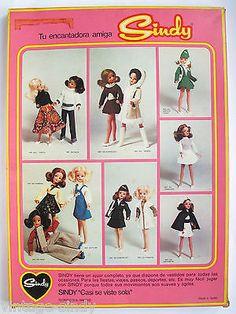 Sindy CIELO MINT IN BOX | Spanish Florido | Vintage Pedigree Sindy Doll