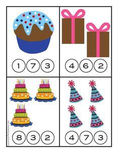 Kids Math Worksheets, Preschool Learning Activities, Preschool Printables, Kindergarten Math, Toddler Activities, Preschool Activities, Numbers Preschool, Learning Numbers, Math Numbers