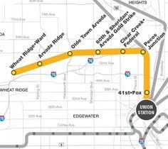 Construction Has Begun Denver s Latest Light Rail Line Extension