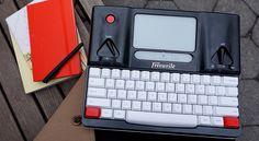 Escrevendo no Freewrite