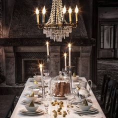 Nice Christmas Eve tables - Trendy Home Decorations